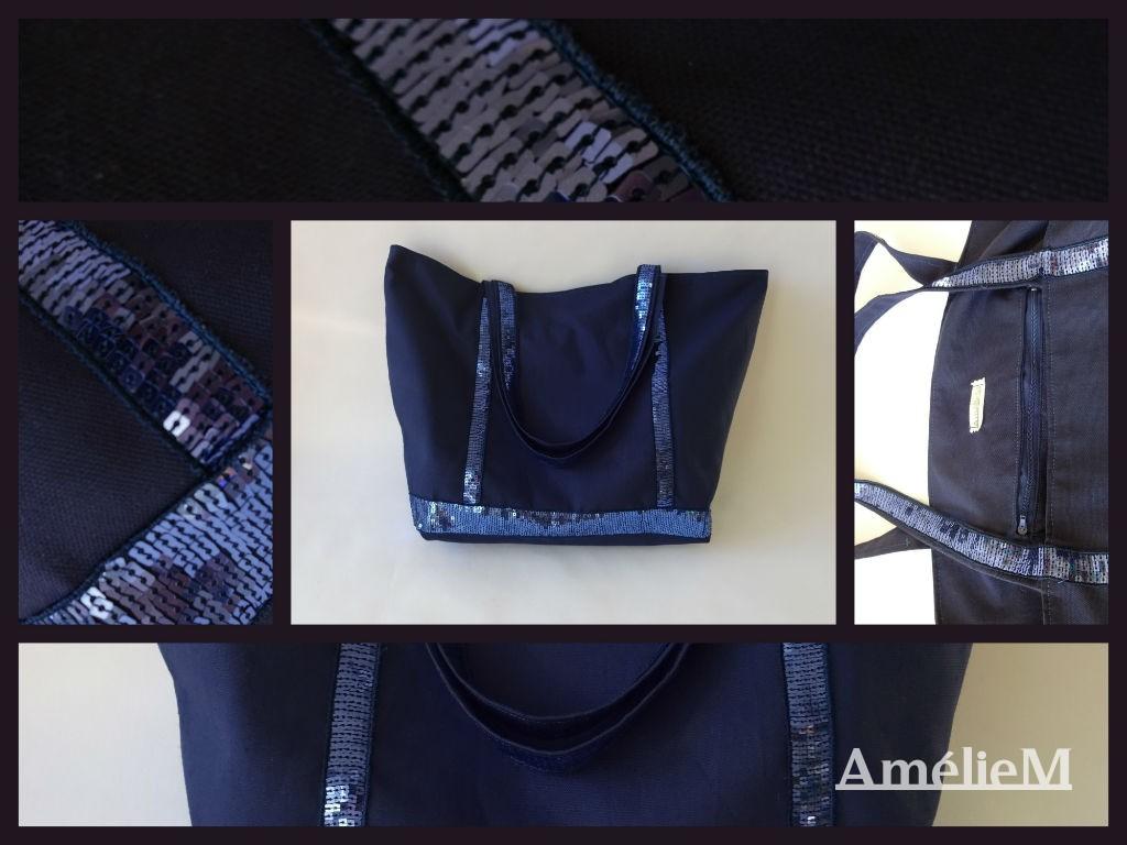 Grand classique… Le sac à paillettes